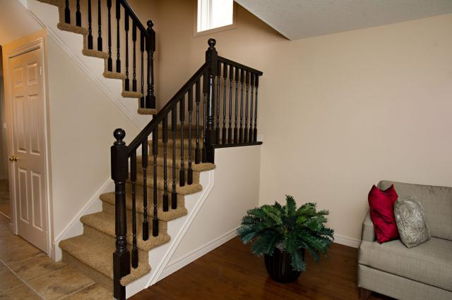 Model Home 1 Staircase