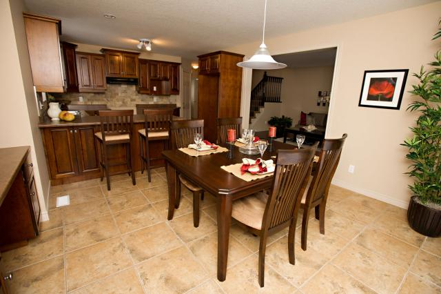 Model Home 1 Dining