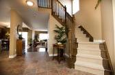 Model Home 3 Staircase